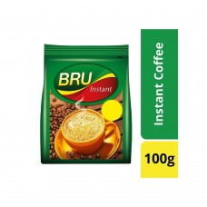 BRU INSTANT COFFEE 100GMS RS 165