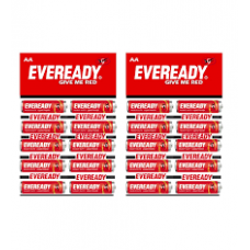 EVERREADY BATTERIES AA 20PK 175