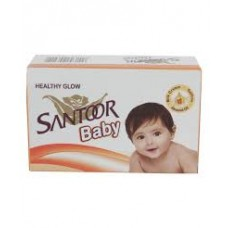 SANTOOR BABY SOAP 75GMS RS 23
