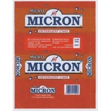 micron detergent soap 100pcs rs 1000
