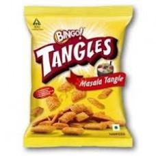 BINGO TANGLES MASALA TANGLES 75GMS RS 20