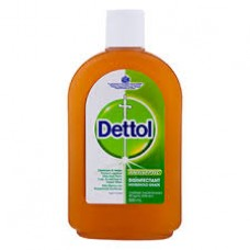 DETTOL ANTISEPTIC ORANGE LIQUID 500ML  RS 139