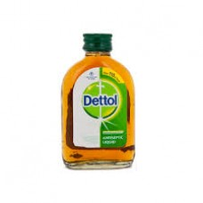 DETTOL ANTISEPTIC ORANGE LIQUID 110ML RS 37