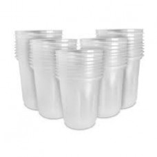 DISPOSABLE GLASSES 175ML LIGHT WEIGHT 1 SET RS 45