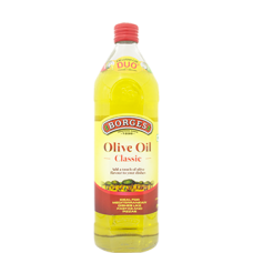BORGES CLASSIC OLIVE OIL 1LTR RS 1225