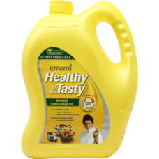 Emami Healthy And Tasty Sunflower Oil 5LT RS 620