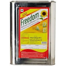 FREEDOM SF OIL TIN 15LT RS 1410