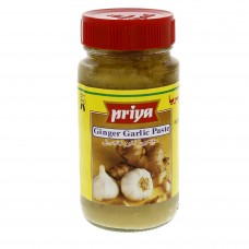 PRIYA GINGER GARLIC PASTE 300GM RS 56