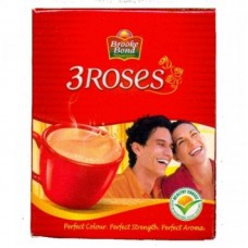 3 ROSES DUST TEA 250GMS  RS 135