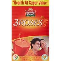 3 ROSES DUST TEA 500GMS  RS 260