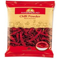 AASHIRVAAD CHILLI PWD 500GM  RS 105