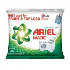 ARIEL COMPLETE 500G + 100g  RS 129