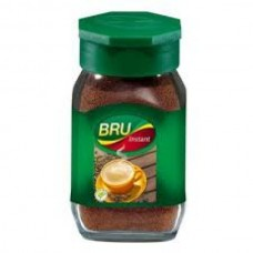 BRU INSTANT COFFEE JAR 200GM RS 345