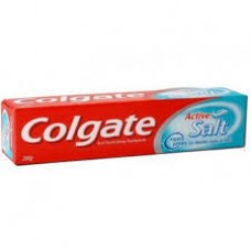 COLGATE T PASTE ACTIVE SALT 50GM RS 20