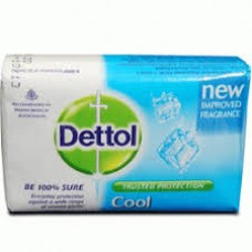 DETTOL BLUE COOL SOAP 90GMS 6PK RS 120