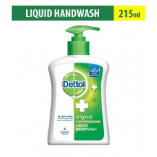 DETTOL LlQ  ORIGINAL 200ML RS 87