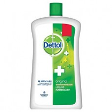 DETTOL LlQ SOAP ORIGINAL 900ML RS 192