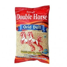 DOUBLE HORSE URAD ROUND 1KG 25PK RS 2500