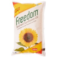 FREEDOM SF OIL 1LT  PK16 MRP 1800