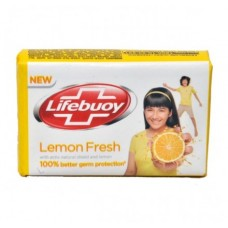 LIFEBUOY LEMON FRESH SOAP 59GM 12PK RS 120