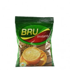BRU INSTANT COFFEE 5OGMS RS 85
