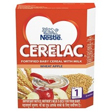 CERELAC STG 1 WHEAT APPLE 300GM RS 175