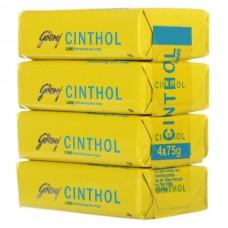 CINTHOl SOAP LIME FRESH 75GMS 4PK  RS 99