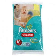 PAMPERS MEDIUM 8PK RS 196
