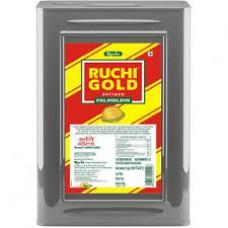 RUCHI GOLD PALMOLEIN OIL TIN 15KG RS 1500